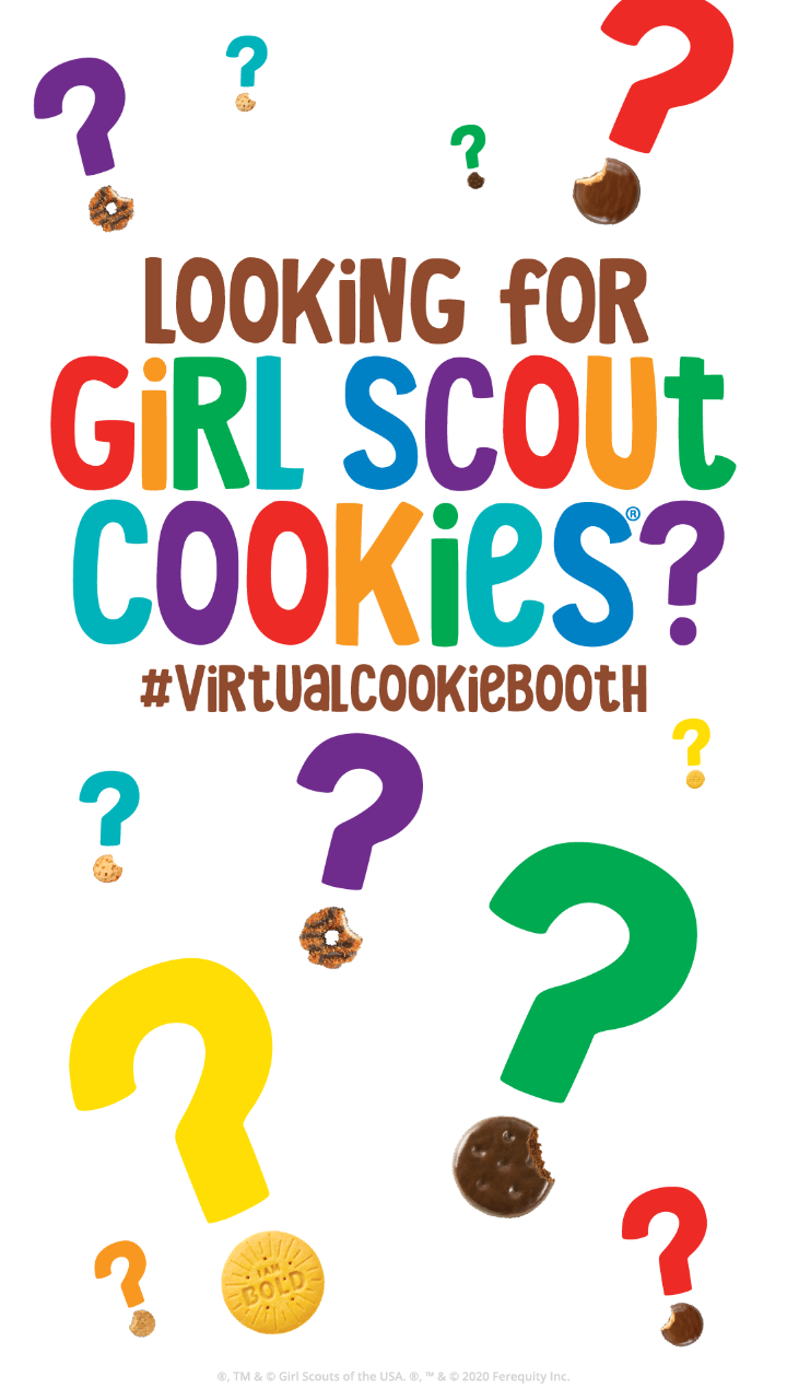 Story  Looking for GS Cookies-