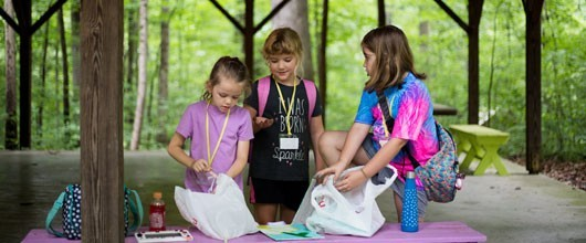 Girl Scout Camps
