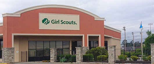 Girl Scouts of the Southern Appalachians office