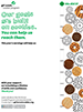 Girl Scout Cookies Goal Chart