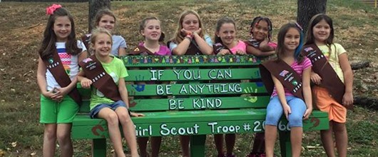 Donate to Girl Scouts   Girl Scouts of Southern Appalachians
