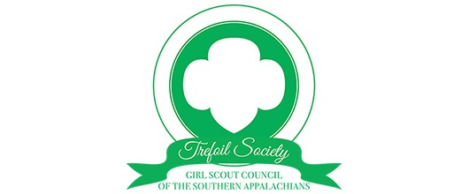 trefoil society girl scout council of the southern appalachians rh girlscoutcsa org Girl Scout Clip Art Borders Girl Scout Trefoil Clip Art