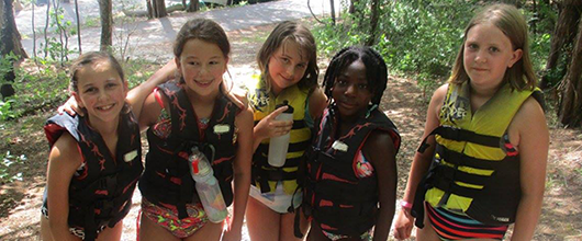 Waterfront Girl Scouts Summer Camp