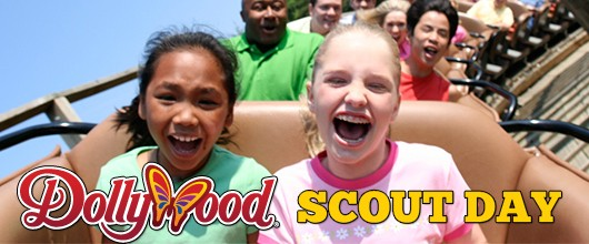 Dollywood Scout Day